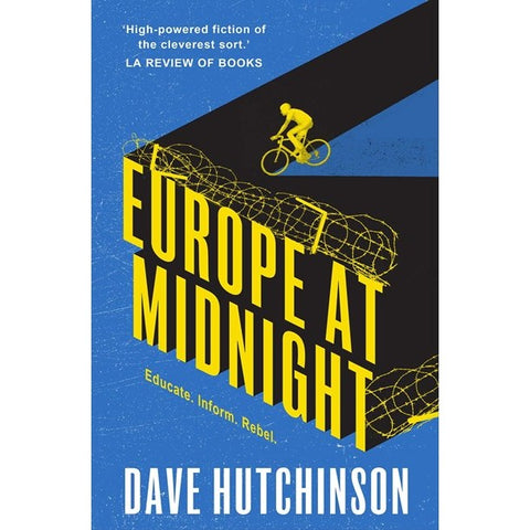 Europe at Midnight (The Fractured Europe Sequence , 2) [Hutchinson, Dave]