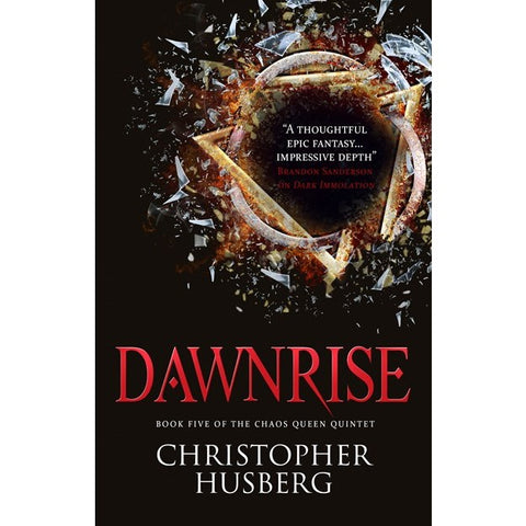 Dawnrise (Chaos Queen, 5) [Husberg, Christopher]