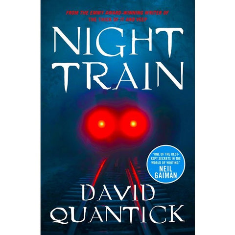 Night Train [Quantick, David]