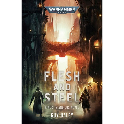 Flesh and Steel (Warhammer Crime)