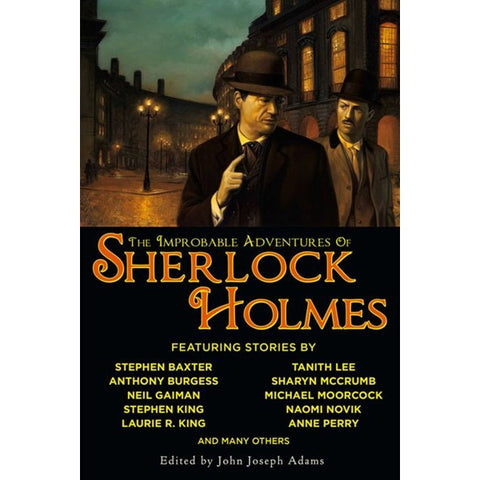 The Improbable Adventures of Sherlock Holmes [Adams, John Joseph ed.]