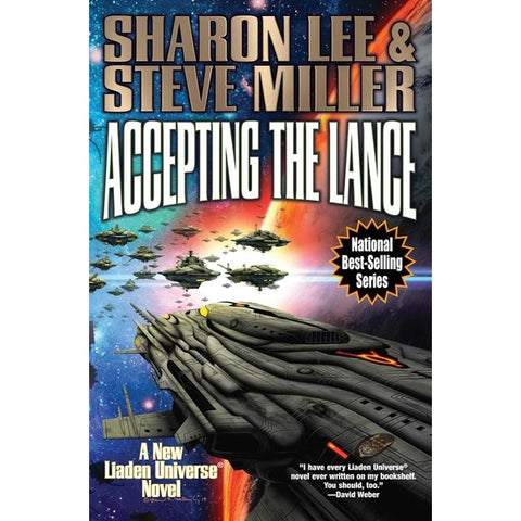 Accepting the Lance (Liaden Universe, 22) [Lee, Sharon and Miller, Steve]