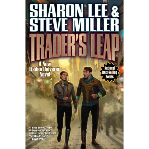 Trader's Leap (Liaden Universe(r), 23) [Lee, Sharon and Miller, Steve]