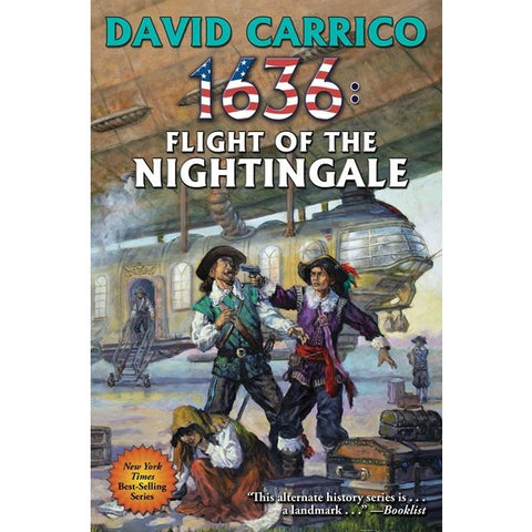 1636: Flight of the Nightingale (Ring of Fire, 28) [Carrico, David]