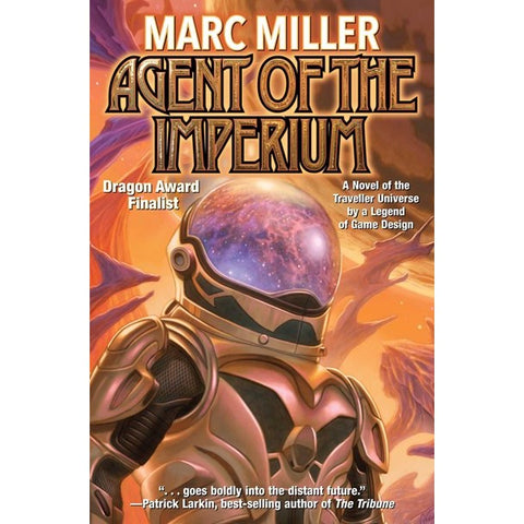 Agent of the Imperium (Traveller Universe) [Miller, Marc]
