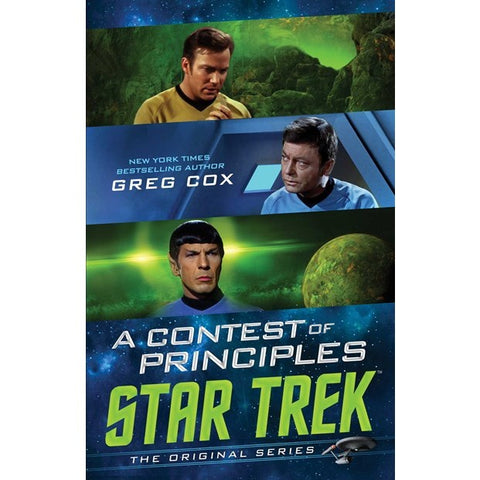 A Contest of Principles (Star Trek: The Original) [Cox, Greg]