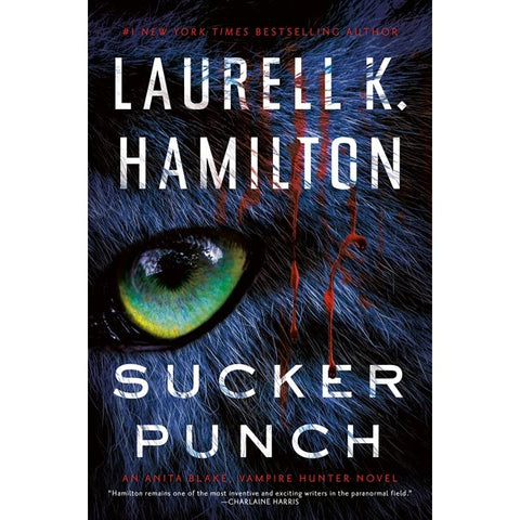 Sucker Punch [Anita Blake Vampire Hunter, 27] (Hamilton, Laurell K.)