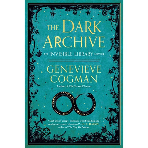 The Dark Archive (Invisible Library Novel, 7) [Cogman, Genevieve]