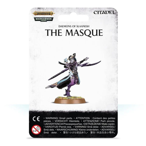 The Masque: Chaos Daemons - Age of Sigmar & 40k