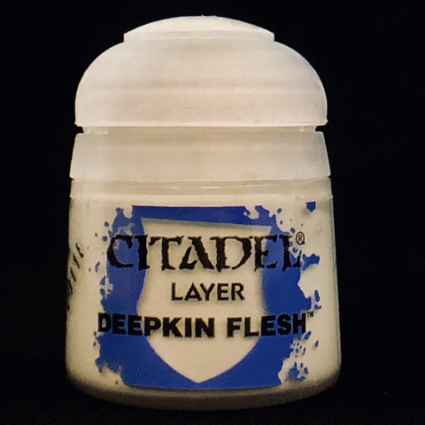 Citadel Paints: Deepskin Flesh