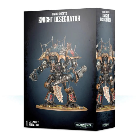 Knight Desecrator: Chaos Space Marines - 40k
