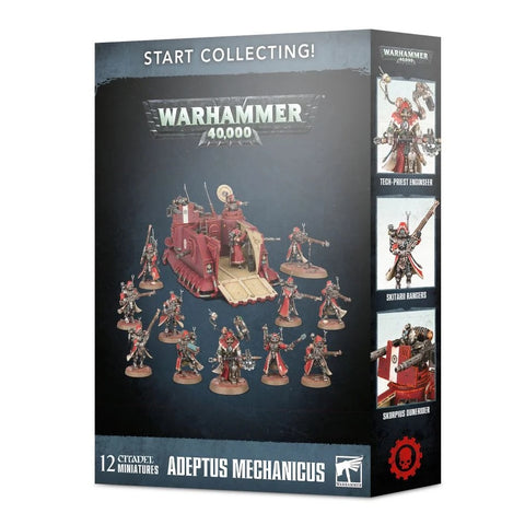 Start Collecting! Adeptus Mechanicus - 40k