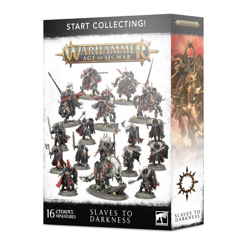 Start Collecting! Slaves to Darkness - Age of Sigmar