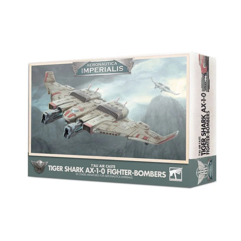 Tiger Shark AX 1-0 Fighter-Bombers - Aeronautica Imperialis