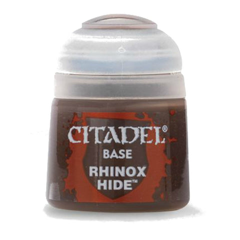 Citadel Paint: Base - Rhinox Hide