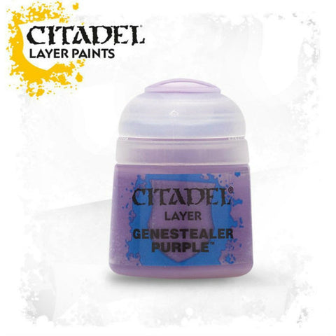 Citadel Paint: Genestealer Purple