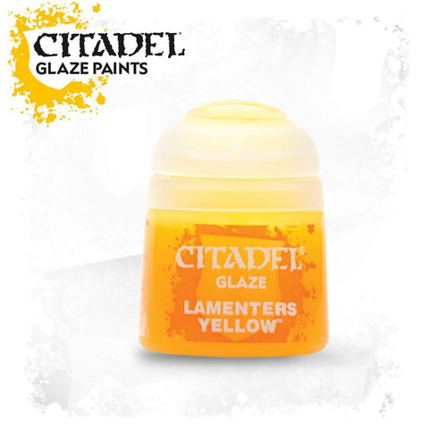 Citadel Paint: Lamenters Yellow