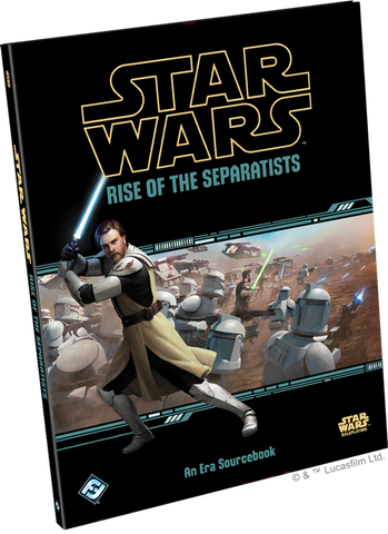Star Wars RPG: Rise of the Separatists