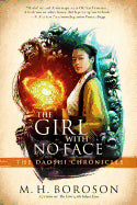 The Girl with No Face (Daoshi Chronicles, 2) [Boroson, M H]