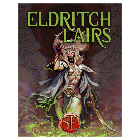 5th Edition Eldritch Lairs