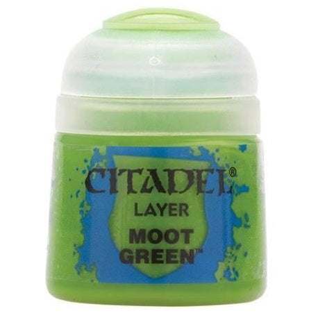 Citadel Paint: Layer - Moot Green
