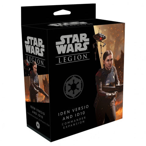 Star Wars Legion: Iden Versio and ID10 Cmd Exp