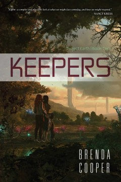 Keepers (Project Earth, 2) [Cooper, Brenda]