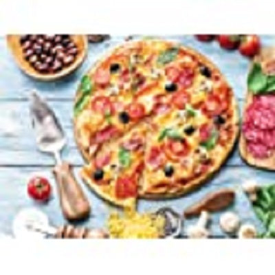 Foodie Puzzle: Pizza Pizza