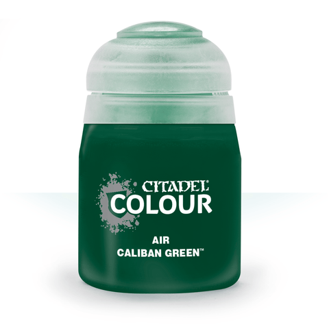 Citadel Paint: Air - Caliban Green
