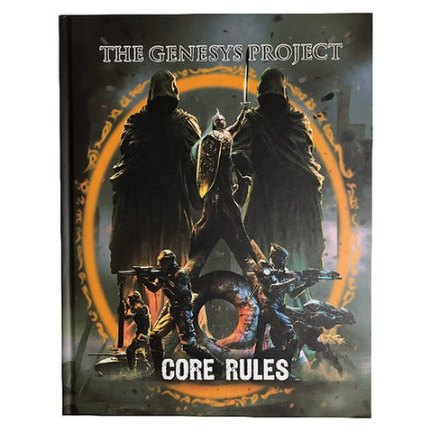The Genesys Project: Core Rulebook