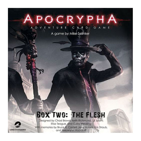 Apocrypha: The Flesh
