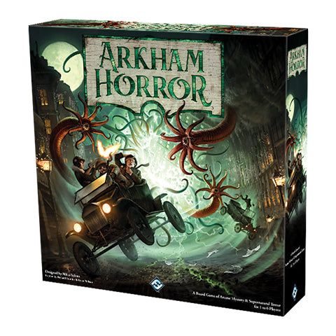 Arkham Horror: 3rd Edition - Core Set