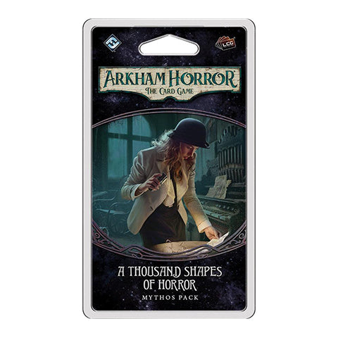 Box Art for Arkham Horror LCG: A Thousand Shapes of Horror Mythos Pack