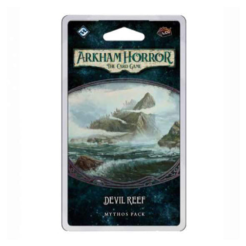 Box Art for Arkham Horror: LCG: Devil Reef Mythos Pack