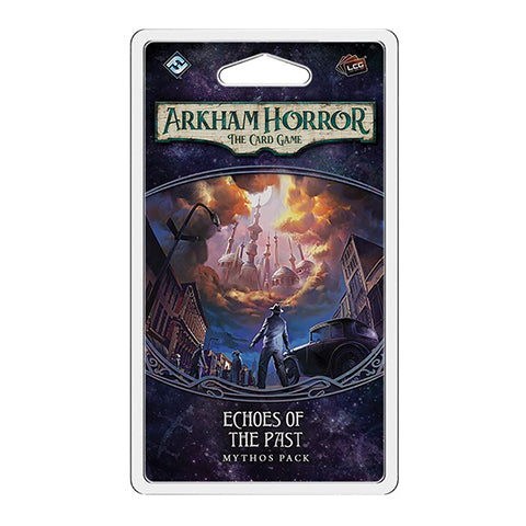 Box Art for Arkham Horror LCG Echoes of the Past Mythos Pack
