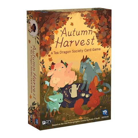Autumn Harvest - A Tea Dragon Society Card Game (stand alone or expansion)