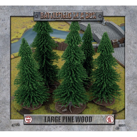 Battlefield in a Box: Large Pine Wood