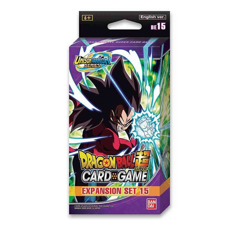 "Dragon Ball Super TCG: Expansion Set 15 ""Battle Enhanced"""