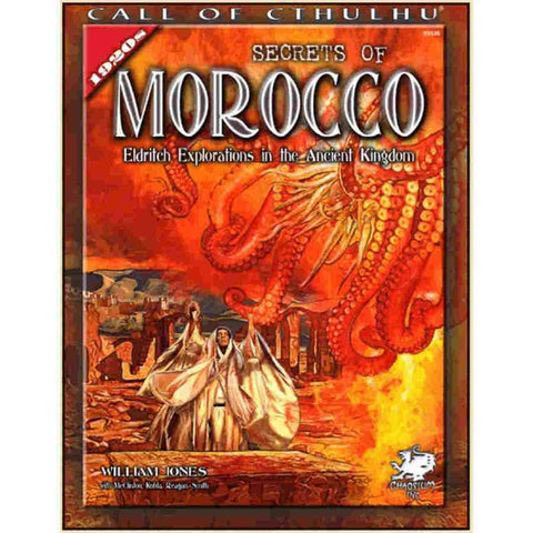 Secrets of Morocco