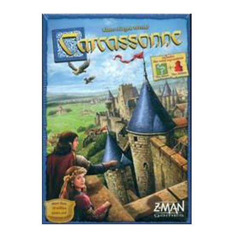 Carcassonne Basic Game New Edition
