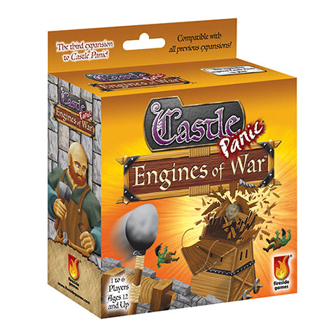 Castle Panic! Engines of War Expansion