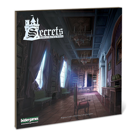 Castles of Mad King Ludwig Secrets Expansion