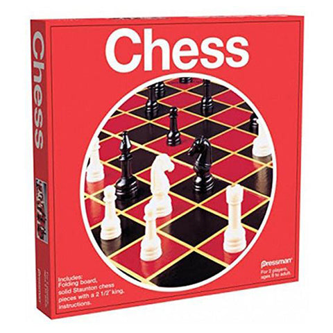 Chess (Red Box)