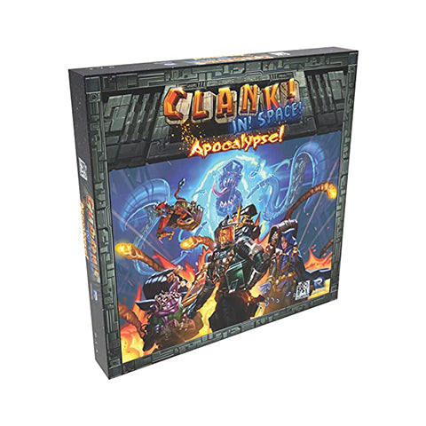 Clank in Space Apocalypse!