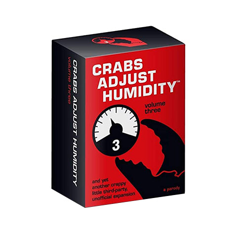 Crabs Adjust Humidity Vol 3