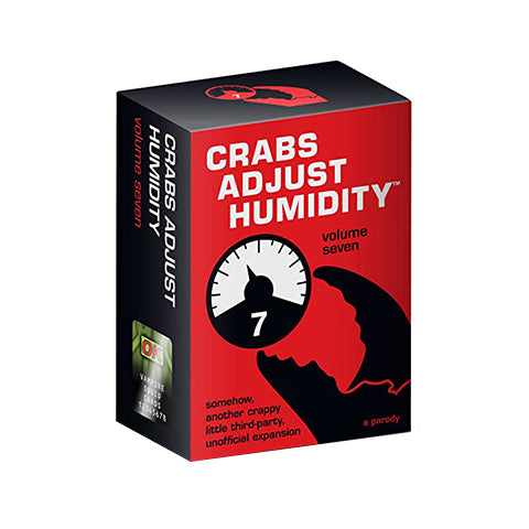 Crabs Adjust Humidity Vol 7