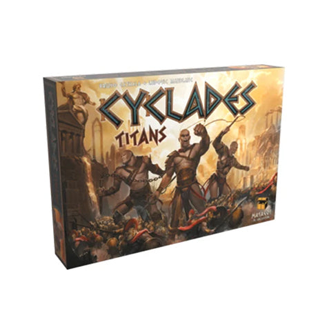 "Cyclades ""Titans"" Expansion"