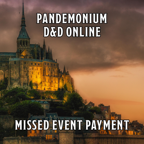 D&D Online: Missed Event Ticket