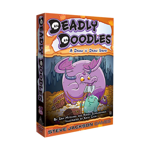 Deadly Doodles: A Draw N' Draw Game