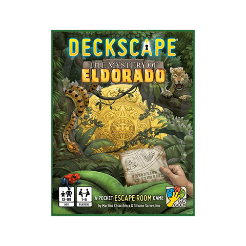 Deckscape: The Mystery of Eldorado